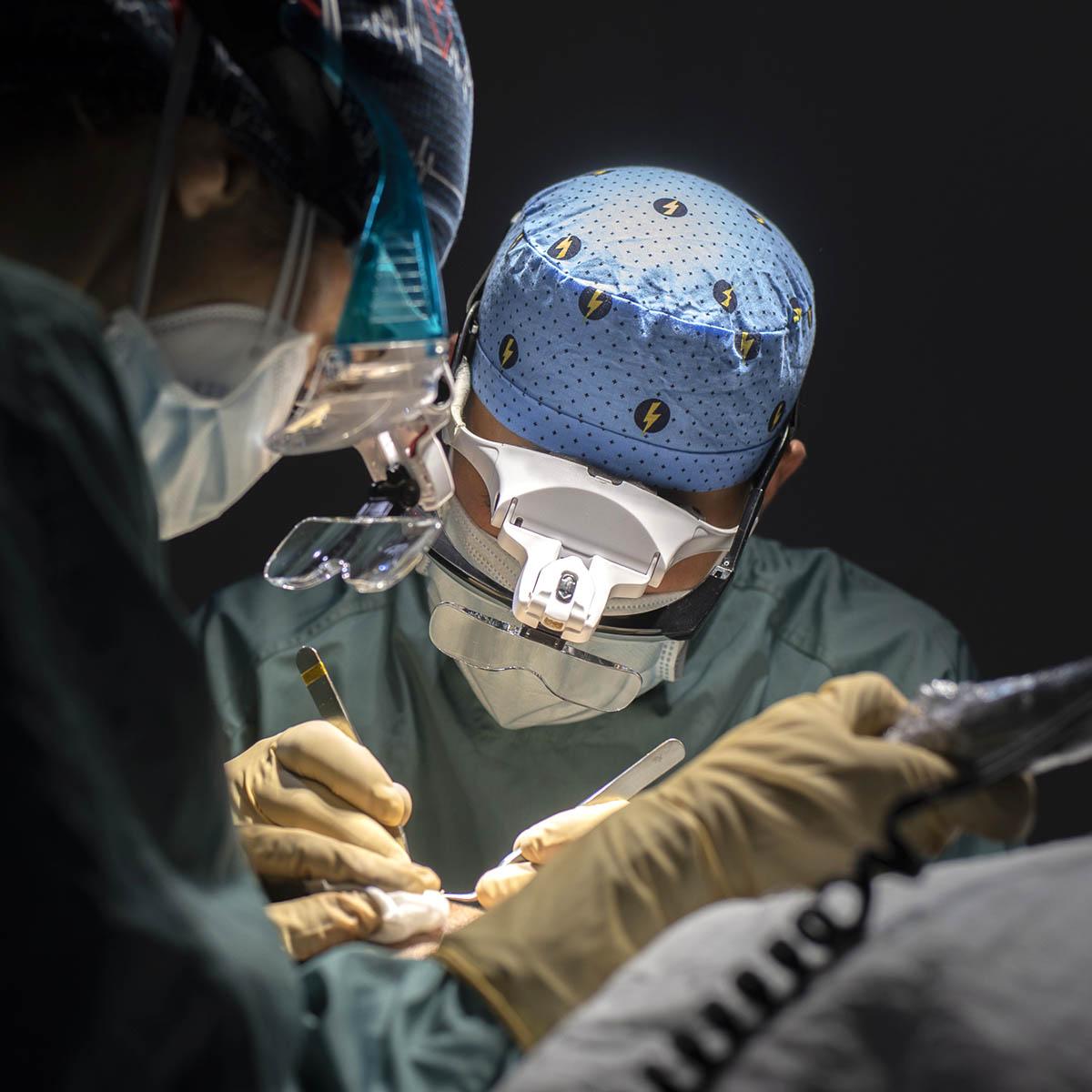 Implante Capilar FUE Zafiro en Élite Medical Madrid